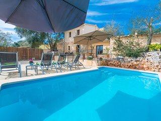 S'ERISSAL - Villa for 5 people in Costitx