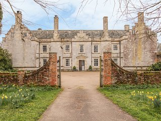 CADHAY, magnificent Devon manor house. 13 bedrooms, splendid gardens and