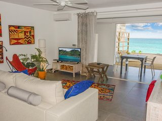 1 Bedroom apartment for rent located in the heart of Grand Case -St Martin
