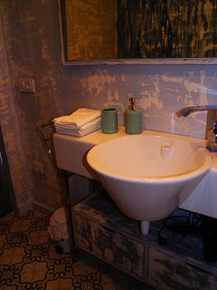 Lavabo suite Borgonya