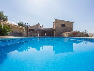 Binifarda - Herrschaftliches Haus mit Pool