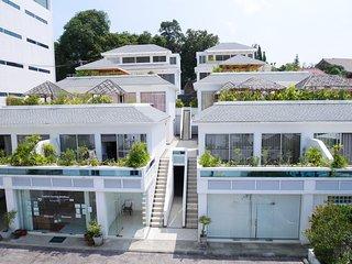 2-Bedrooms Apartment & Terrace