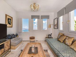 Gold Suite Private Hot Tub | Panoramic Caldera View