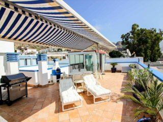 Playa Azul , Luxury Penthouse with spectacular roof terrace