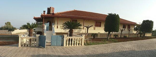 Villa Hermes view