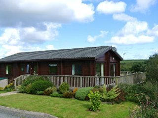 Hartland Forest Scandinavian Style Lodges set in the heart of North Devon