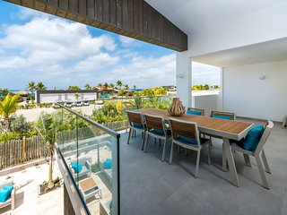 Bonaire Island Villa w pool