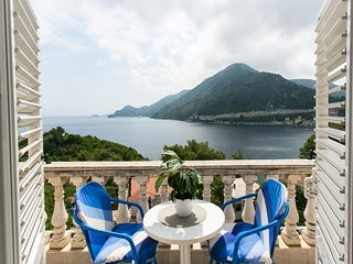 Apartments Laura Mljet - Comfort One-Bedroom Apartment with Balcony and Sea View