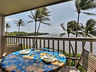 Molokai Resort Condo w/ Oceanview on 20-Mile Beach