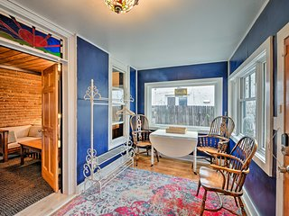 NEW! Historic Home w/ Porch In Downtown Salida!