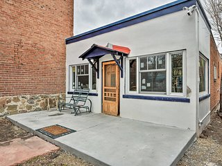 Historic Home w/ Porch & Yard In Downtown Salida!