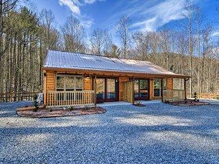 Quaint Roan Mountain Cabin, 10 Min to Hiking!