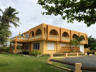 At The Waves - Ocean Front Villas - 3 Beds/3 Bath - Upper Level Unit