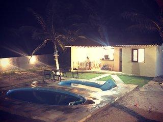 Casa do Alto - Praia do Alto, Almofala