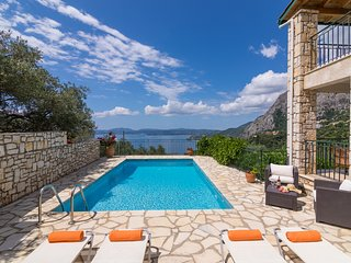 Villa Zeta-Villa With Private Pool And Spectacular Views