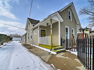 NEW! Cozy Cleveland Apt. Near Tremont & Ohio City!