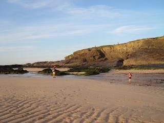 Harlyn Beach