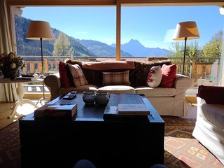 Last opportunity to rent an exceptional chalet