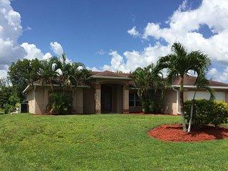 Villa Coral Paradise Cape Coral FL
