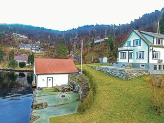 Beautiful apartment in Flekkefjord w/ WiFi and 1 Bedrooms (NVK044)
