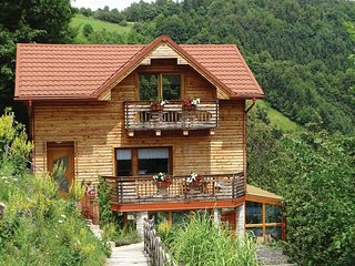 Stunning home in Vransko w/ Sauna, WiFi and 0 Bedrooms (SSR148)