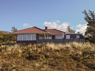 Beautiful home in Ulfborg w/ Sauna, WiFi and 3 Bedrooms (A5120)