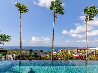 Best Ocean View 6 BR villas at Nusa Dua