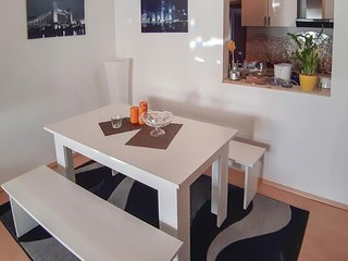 Nice apartment in Frankenau w/ WiFi and 3 Bedrooms