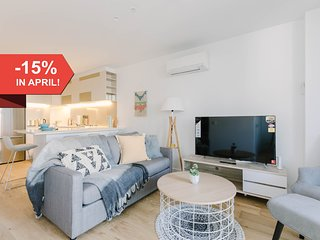 A Cozy & Exquisite 2BR Suite Near Southern Cross