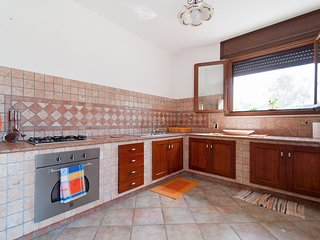 Villa Rux apartment in Parabita with private terrace.