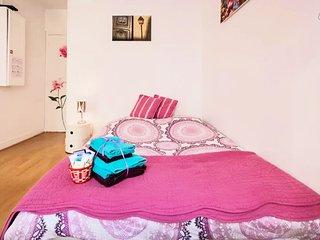 Casalionelparis : Charming and Quiet flat in the heart of Paris