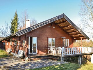 Stunning home in Frederiksvaerk w/ WiFi and 3 Bedrooms
