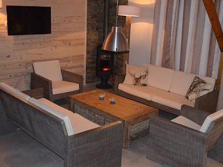 Gorgeous comfortable self-catered chalet in Les Coches-La Plagne