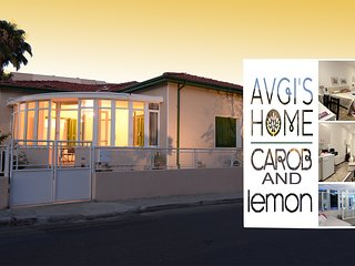 LEMON & CAROB Combination Apartments (Suits) at Avgi's Home, Limassol, Cyprus