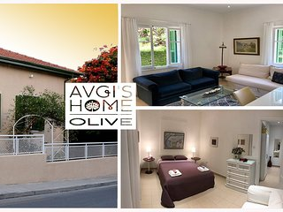 OLIVE GARDEN Apartment (Suit) at Avgi's Home, Limassol, Cyprus