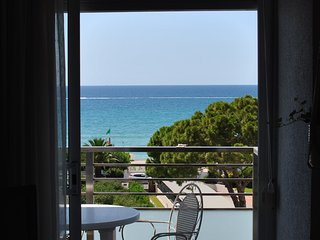 Apartamento enfrente de la playa