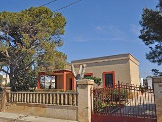 Villa storica, con volte a stella, 8 posti letto a 50 mt. dal mare - VILLA DEI