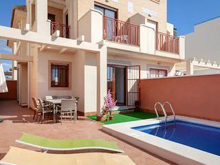 Flagship Private Villa 3 Bedroom + pool - sleeps 6 (El Puerto de Mazarron)