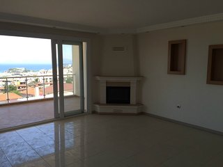 Full 4 Bedroomed Sea View Penthouse in Kusadasi