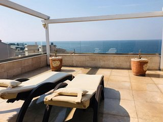 Full Sea View Penthouse in Kusadasi Marina
