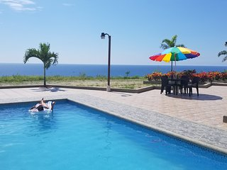 Penthouse on the hill of Las Nunez Ecuador with panoramic ocean views