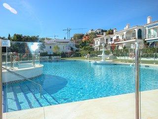 Garden apartment in El Paraiso Golf