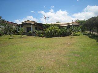 Casa requintada de estilo europeu no Cumbuco