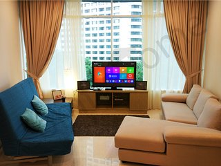 Excellent location close to KLCC / K.L City Centre