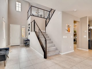 Elegant Modern Double Master in Gated Community
