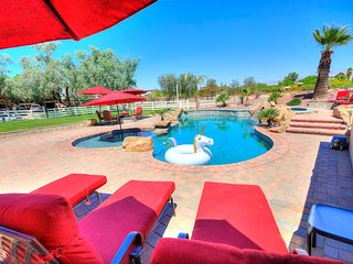 Rancho Tres Agaves, 5 Acres of Privacy and fun!