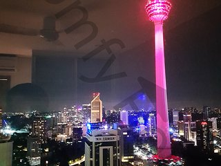 *KL Tower view* Apartment near KLCC / KL City Centre