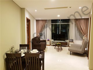 Clean&Cozy Apartment with *KL City view* near KLCC