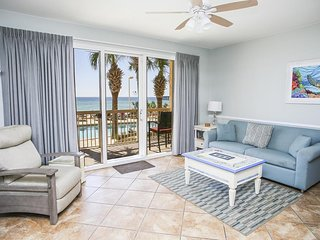 Calypso Resort 103W | 1st Floor Unit | Beachfront