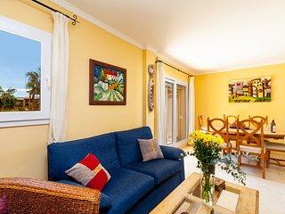 Apartamento Playa de la Barrosa, aire acondicionado primeras calidades